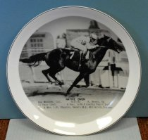 Image of 2016.033.012 - Bay Meadows Plate.