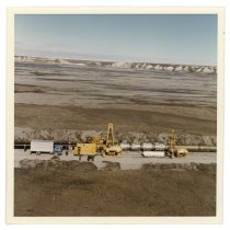 Image of 2017.006.003 - Untitled (Raychem Alyeska Pipeline Construction), 1975