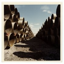 Image of 2017.006.005 - Untitled (Raychem Alyeska Pipeline Construction), 1975