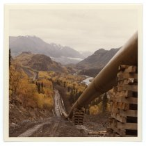 Image of 2017.006.012 - Untitled (Raychem Alyeska Pipeline Construction), 1975