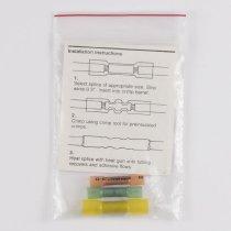 Image of Raychem Corporation DuraSeal Waterproof Crimp Splices Kit, 1986