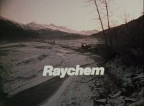 "Image of 2017.006.002 - Untitled (Raychem Corporation Arcticlad and Hotclad), 1978. One 16mm color film with sound, approximately 400' and 11 minutes. The first part of the film shows the production and installation of a corrosion protection material called Arcticlad, which Raychem developed for coating pipelines during the construction of the Trans-Alaska Pipeline. The second part of the film shows a similar material called Hotclad during installation at the Belridge Oil field in California and the coating operation at Ameron in California. The film was originally stored in a brown metal film canister, 7.125"" diameter x 1"" with the label, ""Raychem Pipeline  /  Alaska - Belridge - Ameron."""