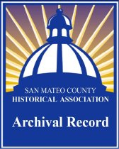 "Image of 2017.008.156 - San Mateo County Historical Association Courthouse Docket Presentations- ""Shipwrecks, Scalawags & Scavengers""- March 15, 2008; ""Hard Luck Coast"" (Partial Recording)- March 12, 2011. Video recordings of JoAnn Semones talking about her books ""Shipwrecks, Scalawags & Scavengers"" (45 minutes) and ""Hard Luck Coast"" in Courtroom A at the San Mateo County History Museum in Redwood City, CA."