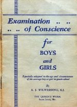 Image of 2017.008.167 - Examination of Conscience for Boys and Girls