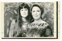 Image of 2017.054.002.24 - Untitled [Shirley Temple Black with daughter Linda Susan Agar], September 23, 1975