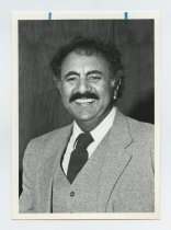Image of 2017.054.003.11 - Untitled [Portrait photograph of Louis Bono], October 5, 1983