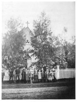 Image of 0000.217.003.21A - Unidentified Church, c.1860-1890