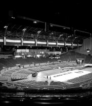 Image of 2015.001.05731.5 - Republican Convention Preparations at Cow Palace, Daly City, June 25, 1964