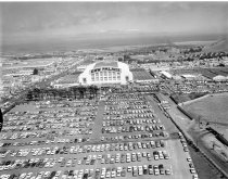 Image of 2015.001.05804.2 - Aerial View of Cow Palace during Republican National Convention, 1964
