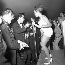 Image of 2015.001.05961.3 - Go-Go Dancer at San Francisco International Airport Hilton, 1964