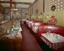 Image of 2015.001.05965.C13 - Shadows Restaurant in San Mateo, August 1964