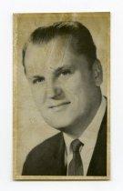 Image of 2017.054.004.14 - Untitled [Portrait photograph of Edmund R. Borgan], November 5, 1964