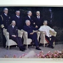 Image of Photograph from Potsdam Conference