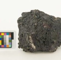Image of Cuprite, 11286 with scale bar.