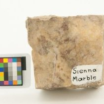 Image of Marble, 12467 with scale bar.