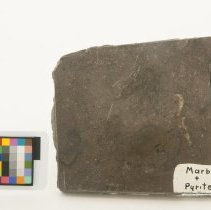 Image of Marble, 12469 with scale bar.