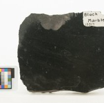 Image of Marble, 12517 with scale bar.