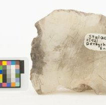 Image of Calcite, 12521 with scale bar.