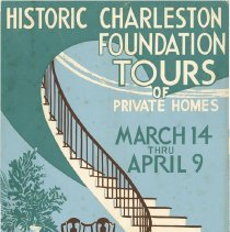 Image of 1954 FOH Poster
