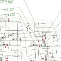 Image of Scattered Site Affordable Housing in Trust of Charleston Affordable Housing - Map