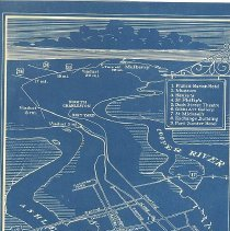 Image of Charleston Principal Street and Approaches - Map