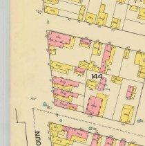 Image of 1888 Sanborn Map
