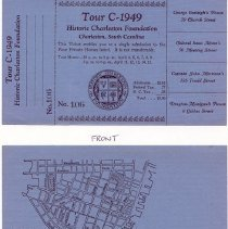 Image of 1949 Ticket