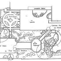 Image of Loutrel Briggs Garden Plan