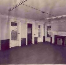 Image of 2 Amherst Street, Interior Room - 1960s?