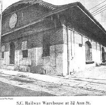 Image of SC Railway Warehouse (32 Ann S