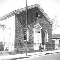 Image of 43 Anson Street, ca. 1960s