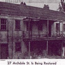 Image of 27 Archdale Street