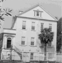Image of 69 Barre Street (Gov. Thomas Bennett House, a/k/a 1 Lucas Street) - Property File