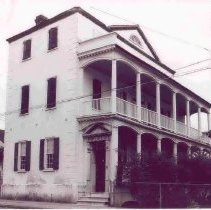 Image of 89 Beaufain Street (William G. Steele House) - Property File