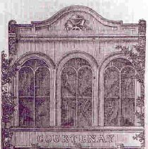 Image of 11 Broad Street (1856 Newspaper Advertisement)