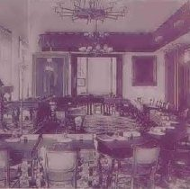 Image of Council Chamber, Charleston City Hall (80 Broad Street) - Undated
