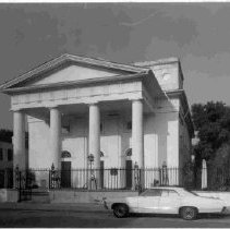 Image of First Baptist Church ca. 1977