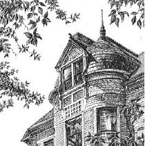 Image of Sottile House, Detail