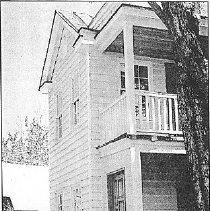 Image of 2 Desportes Court (Louis G. Gregory Bahá'í Museum) - Property File
