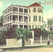 Image of The Old Holmes House, East Battery
