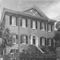 Image of 2006.010.211-227 - 6 Glebe Street (St. Philip's Parsonage House/Bishop Robert Smith House)