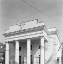 Image of 2006.010.277-279 - 89 Hasell Street (St. Mary's Roman Catholic Church) [95 Hasell Street]