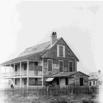 Image of Holiday House, Sullivans Island, Sea View - ca. 1898-1912