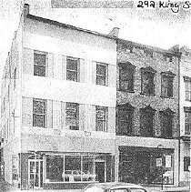 Image of 290-292 King Street (Miller, Ripley and Company Buildings) - Property File