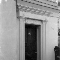 Image of 3 Lamboll Street Doorway