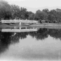 Image of Bridge at Magnolia Cemetery - ca. 1898-1912