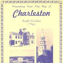 Image of Presenting Your City Map of Charleston, South Carolina - Map