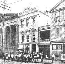 Image of 111 Meeting Street (Evening Post Building) - Property File