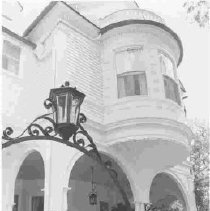 Image of Entry, 2 Meeting Street (Carrington-Carr House) - Undated