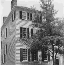Image of 64 Meeting Street, ca. 1789 (Andrew Hasell House) - ca. 1996